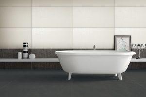 Badezimmer Fliesendesign Lisbon – FB 01+FB 03 600 X 1200