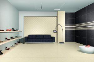 Ankleide Fliesendesign Tosca – T1 + T5 600 X 1200